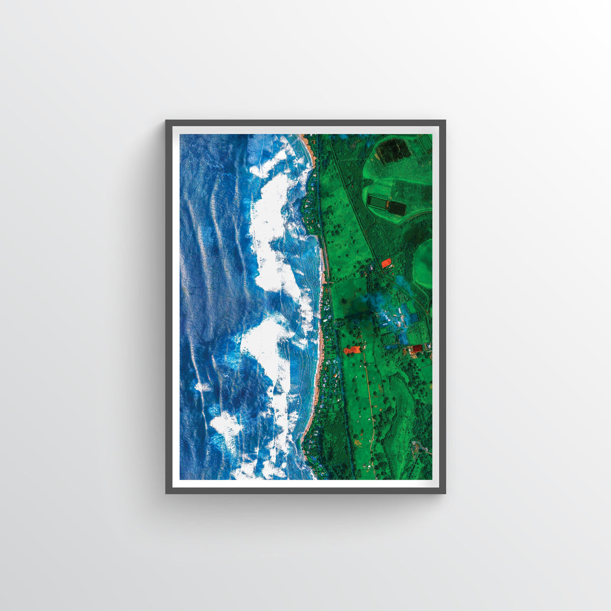 Laniakea Beach - Fine Art