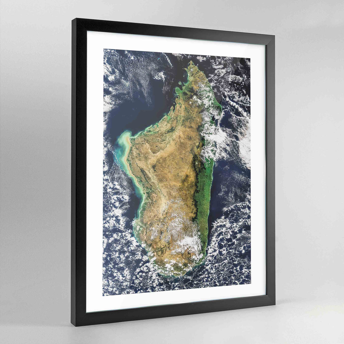 Madagascar Earth Photography Art Print - Framed