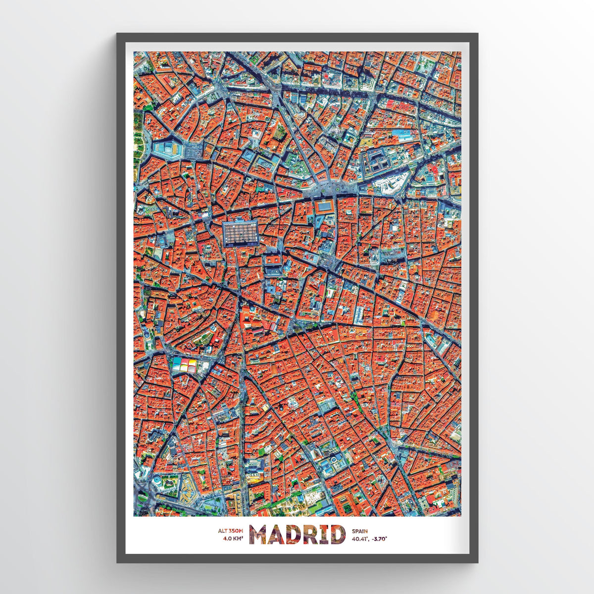 Madrid - Fine Art