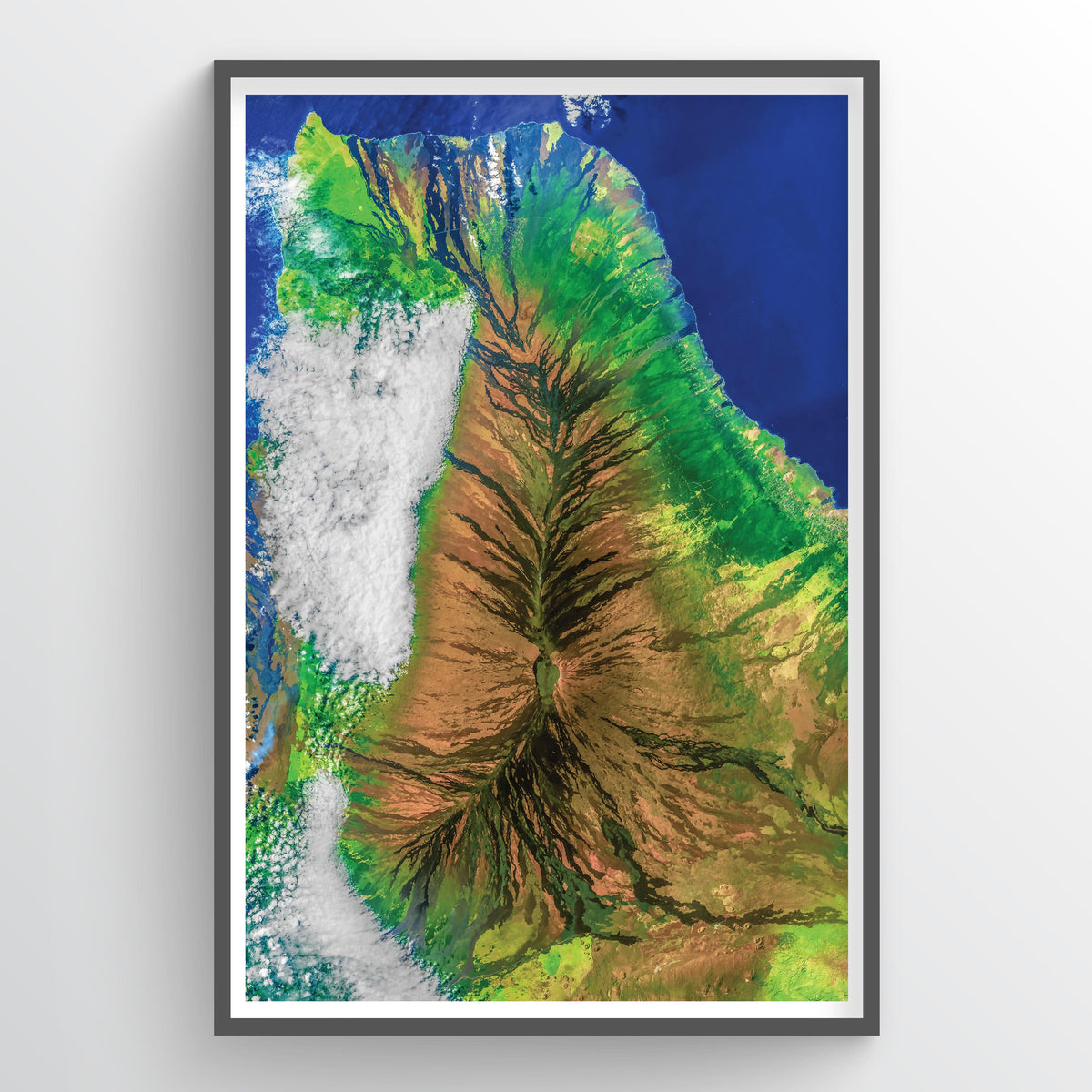 Mauna Loa Earth Photography - Art Print
