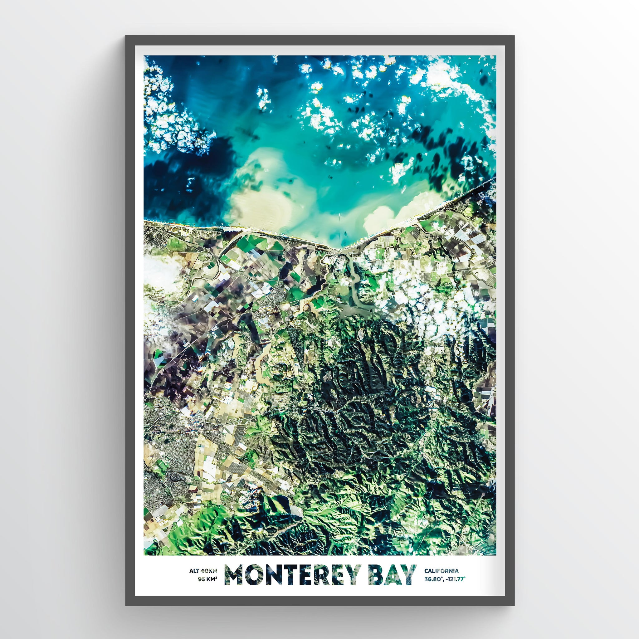 Monterey Bay - Fine Art
