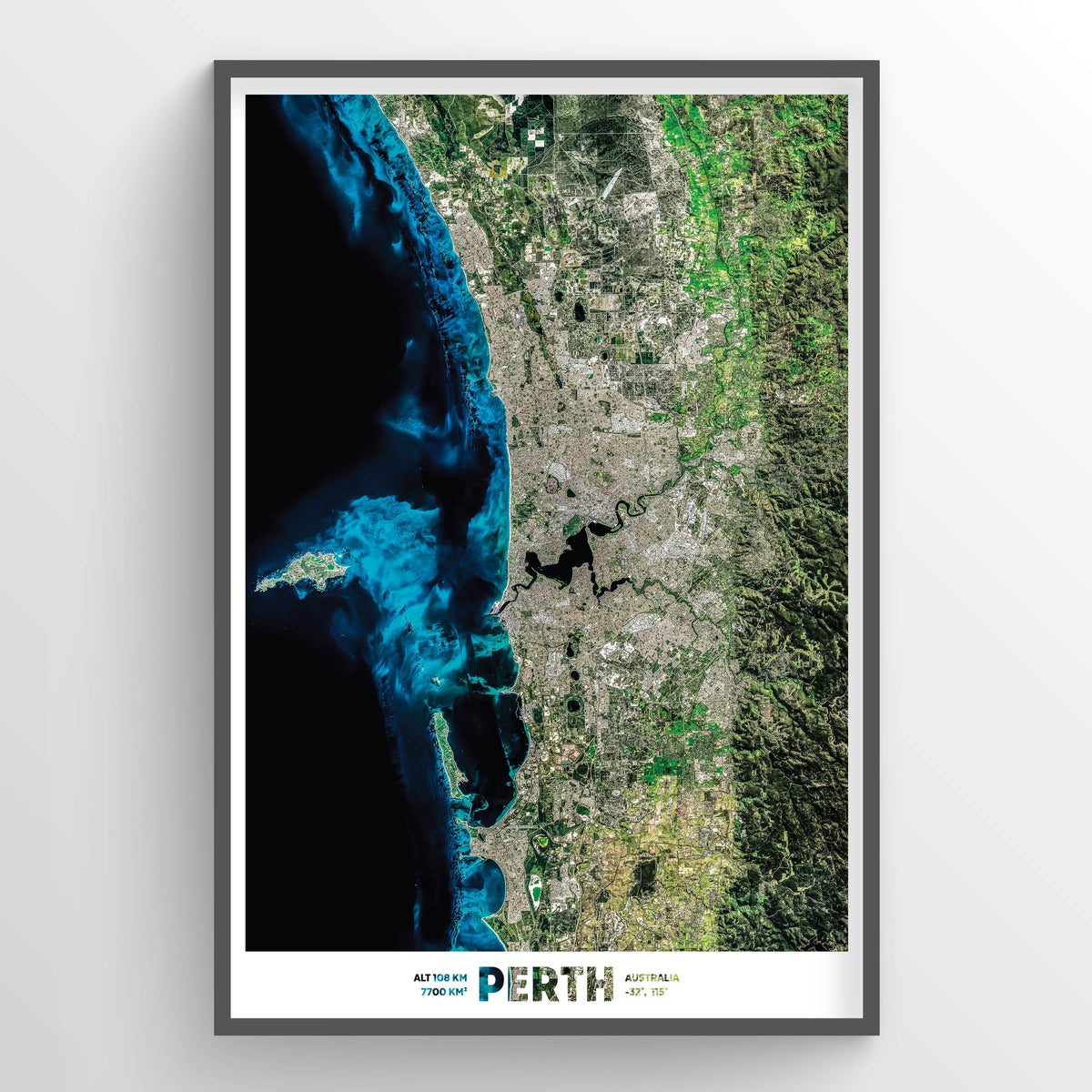 Perth Earth Photography - Art Print
