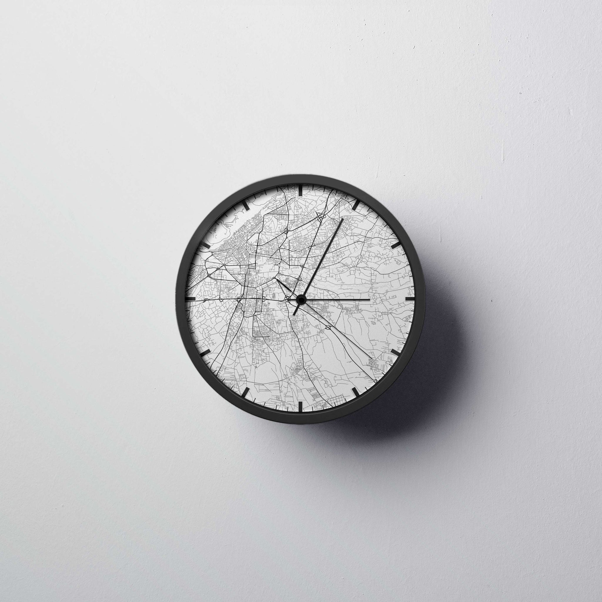 Damascus Wall Clock - Point Two Design