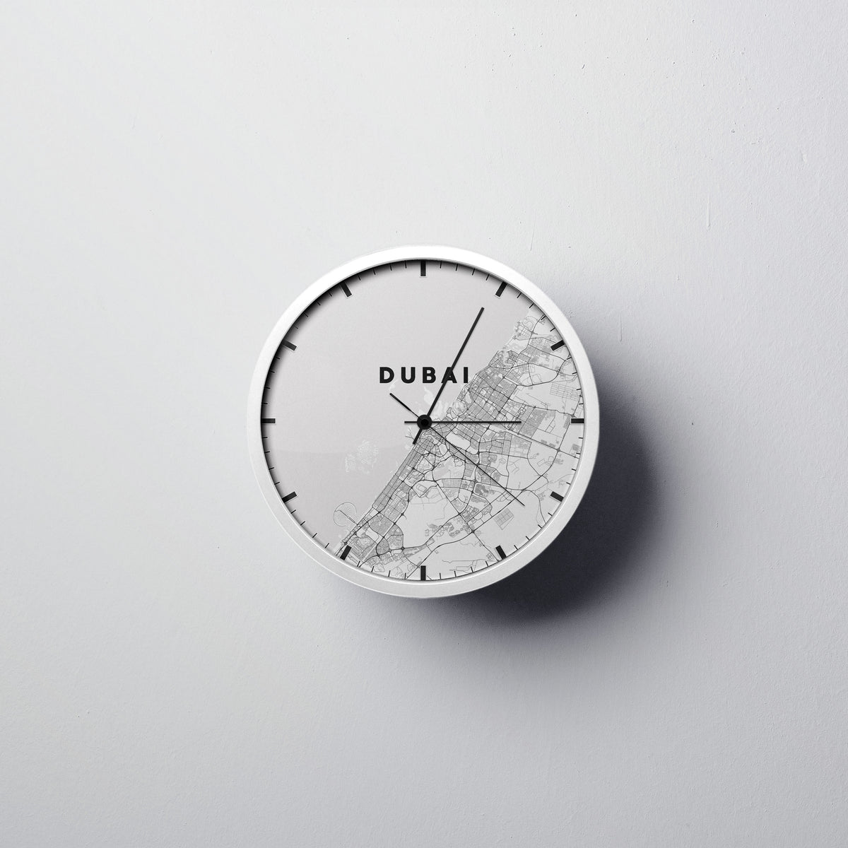 Dubai Wall Clock - Point Two Design