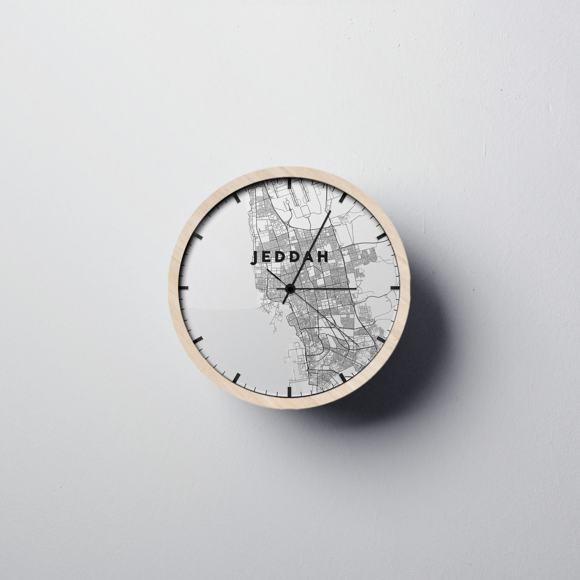 Jeddah Wall Clock
