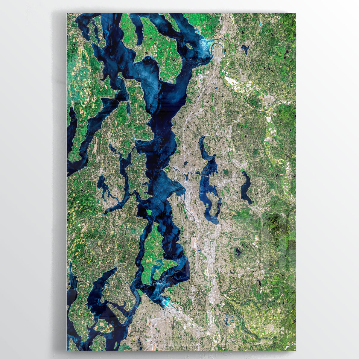7287 Earth Photography - Floating Acrylic Art - Point Two Design
