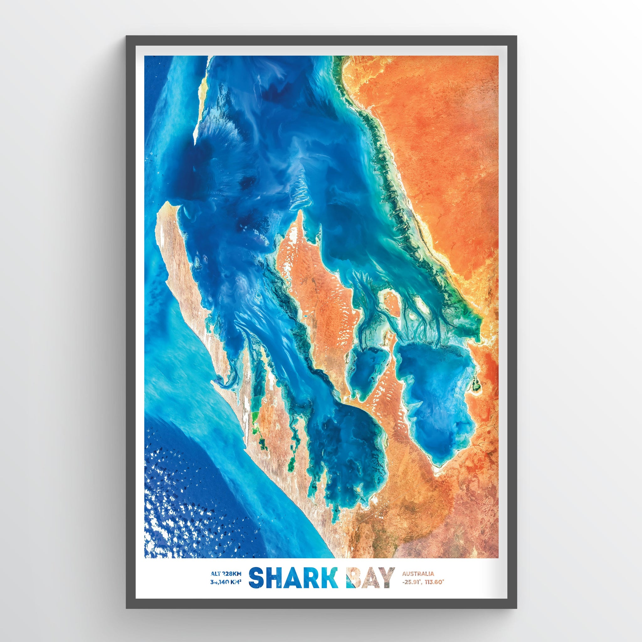 Shark Bay - Fine Art
