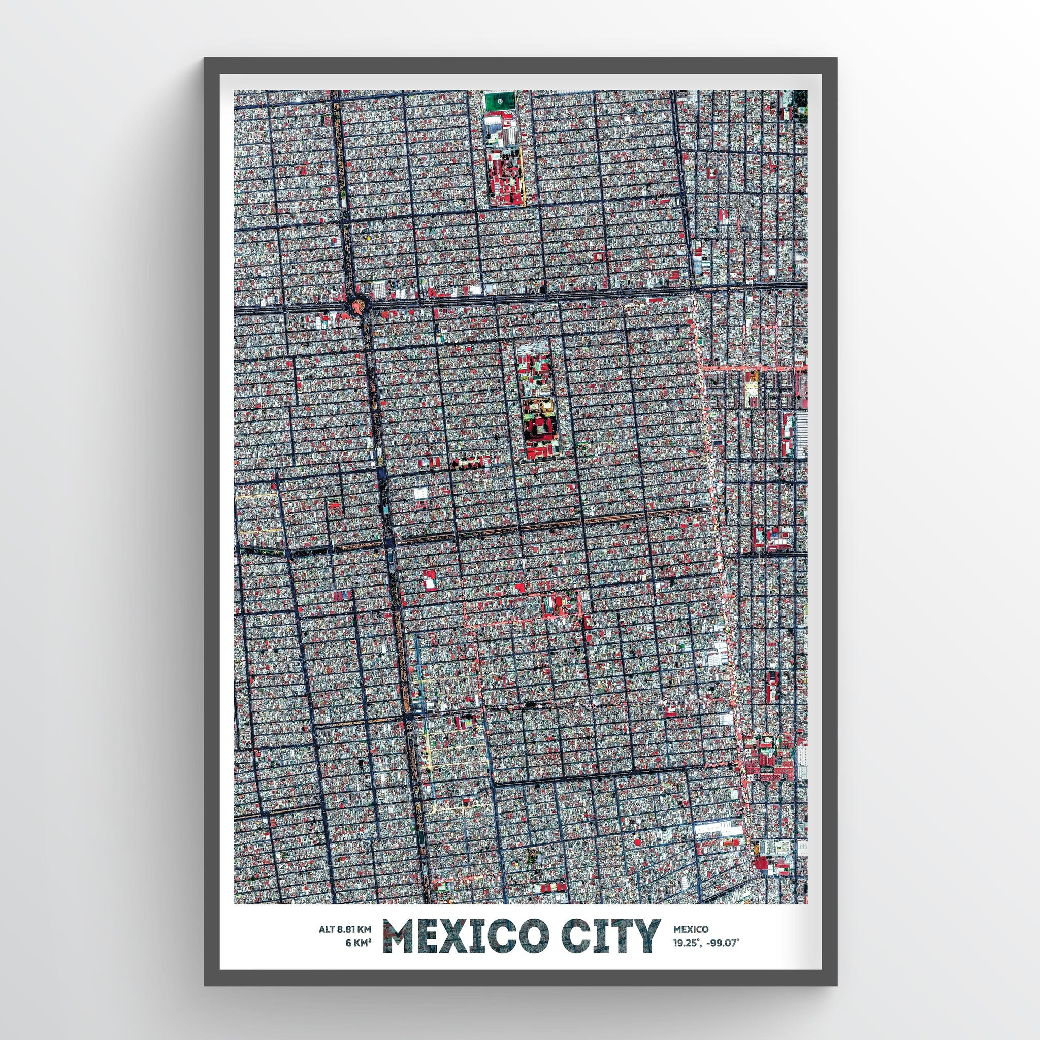 MexicoCity - Fine Art
