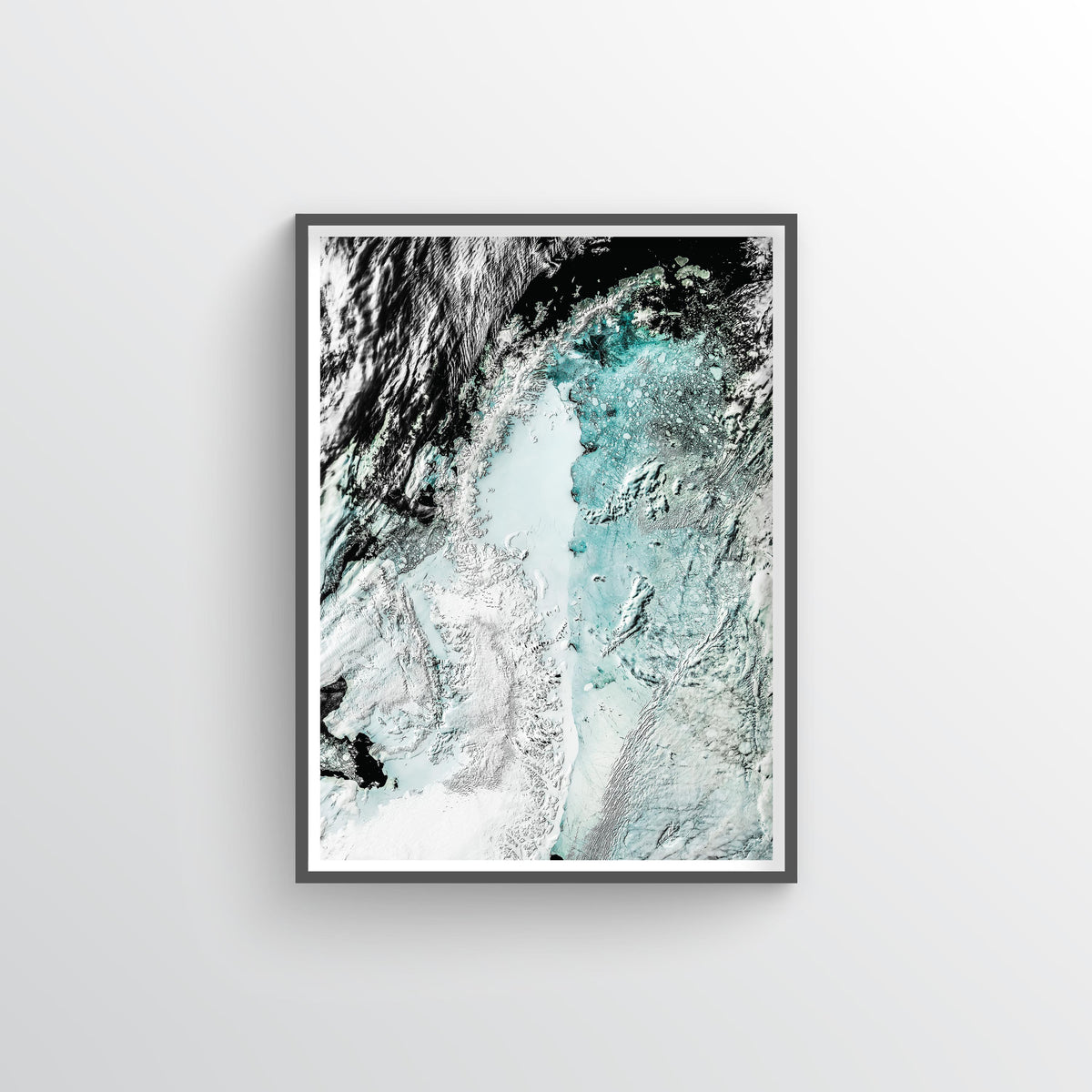 Weddell Sea - Earth Photography Fine Art Print