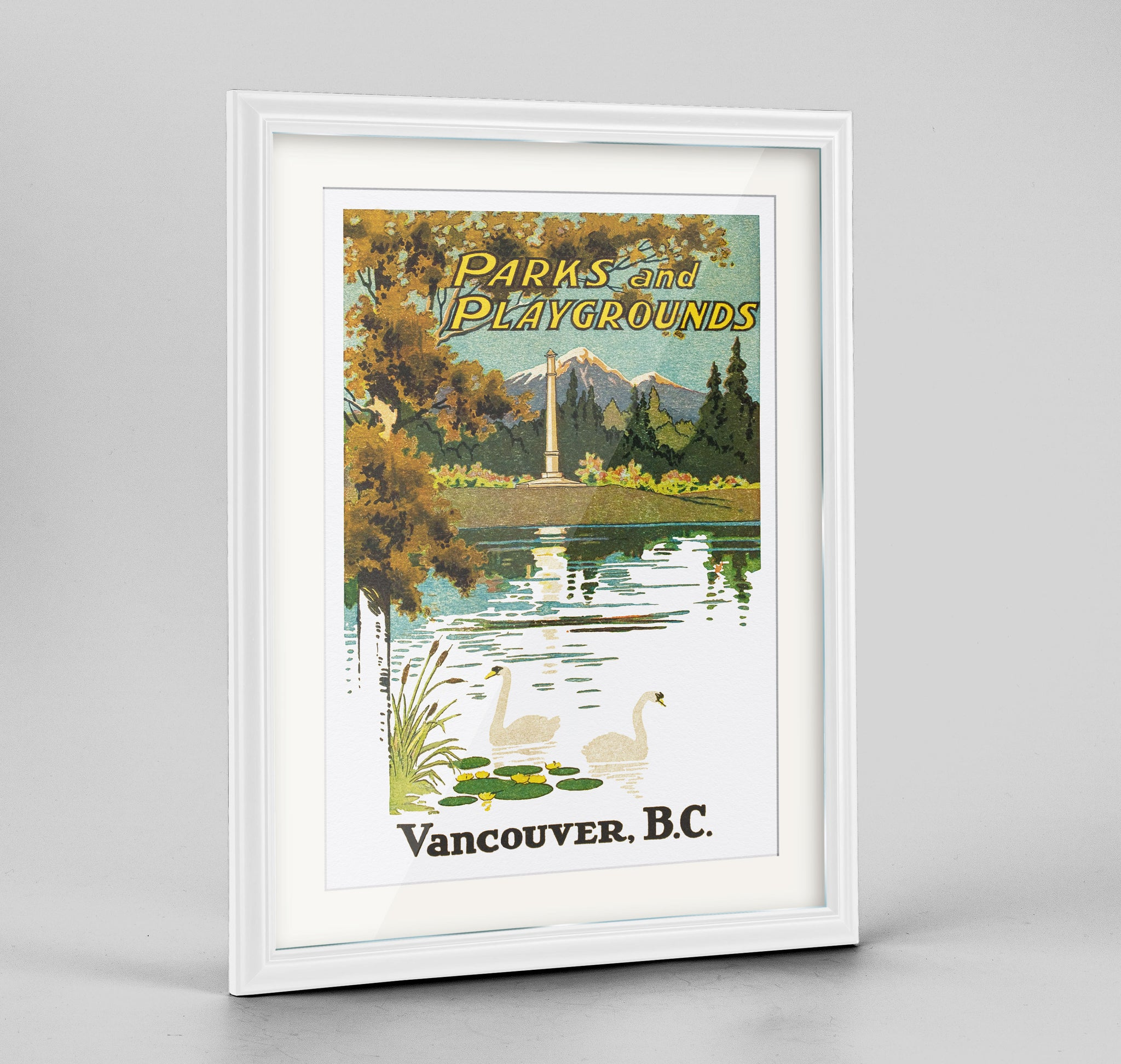 Museum of Vancouver archival art prints for purchase