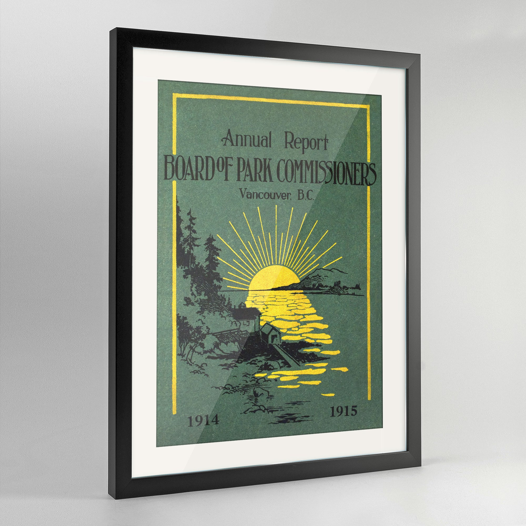 Board of Park Commissioners Print
