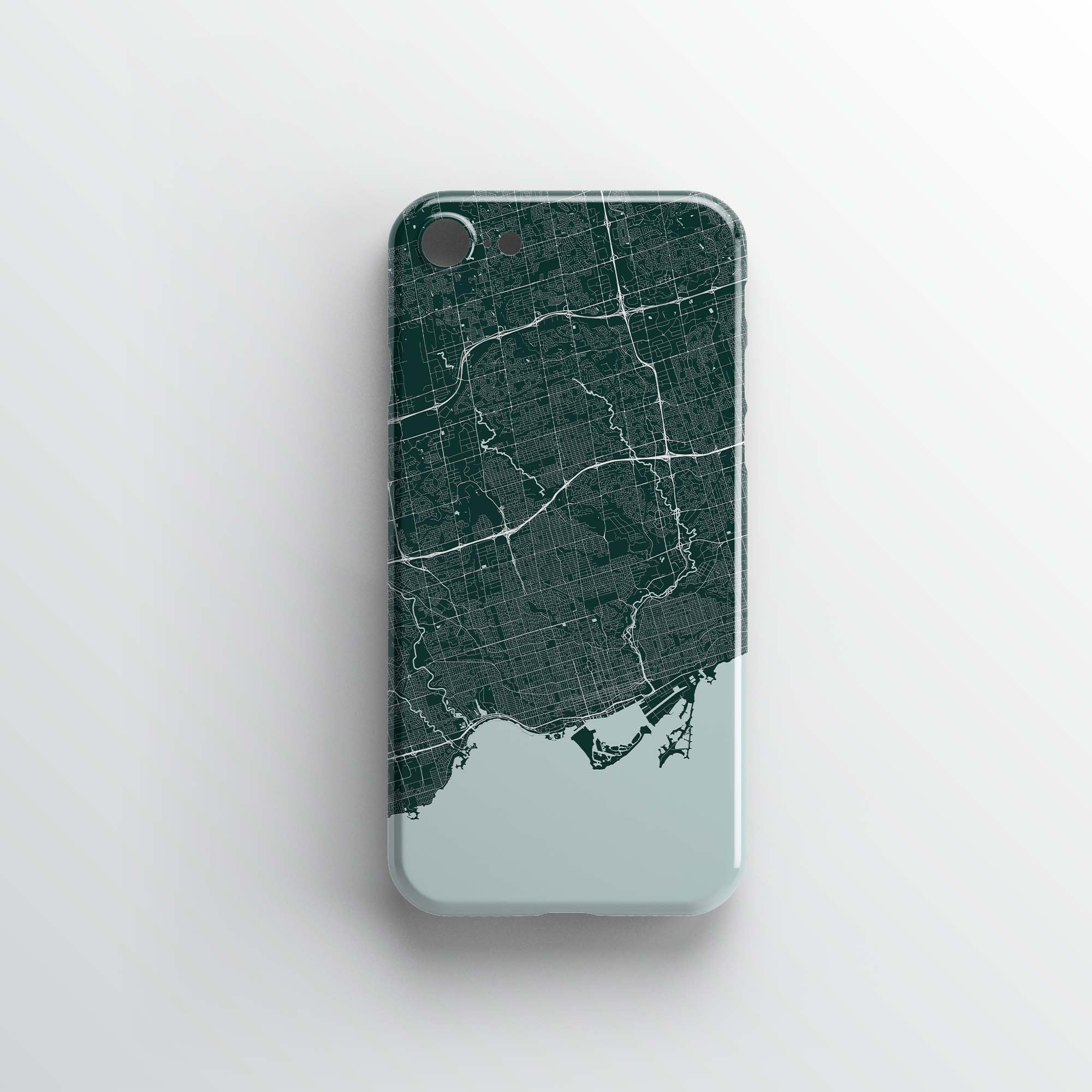 Toronto City iPhone Case