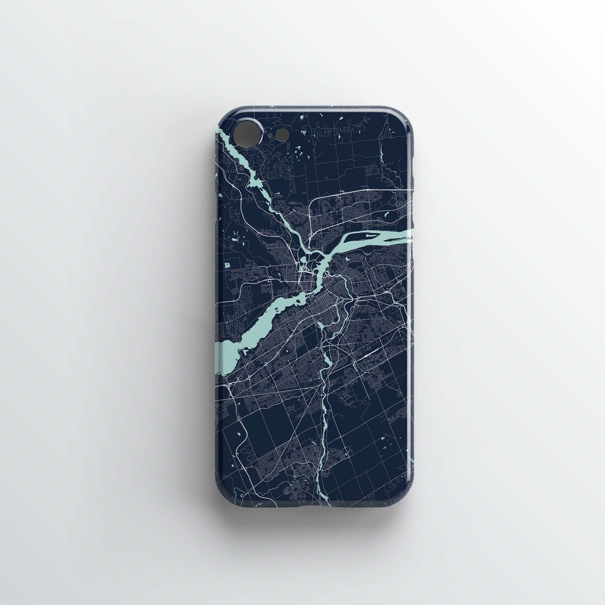 Ottawa City iPhone Case