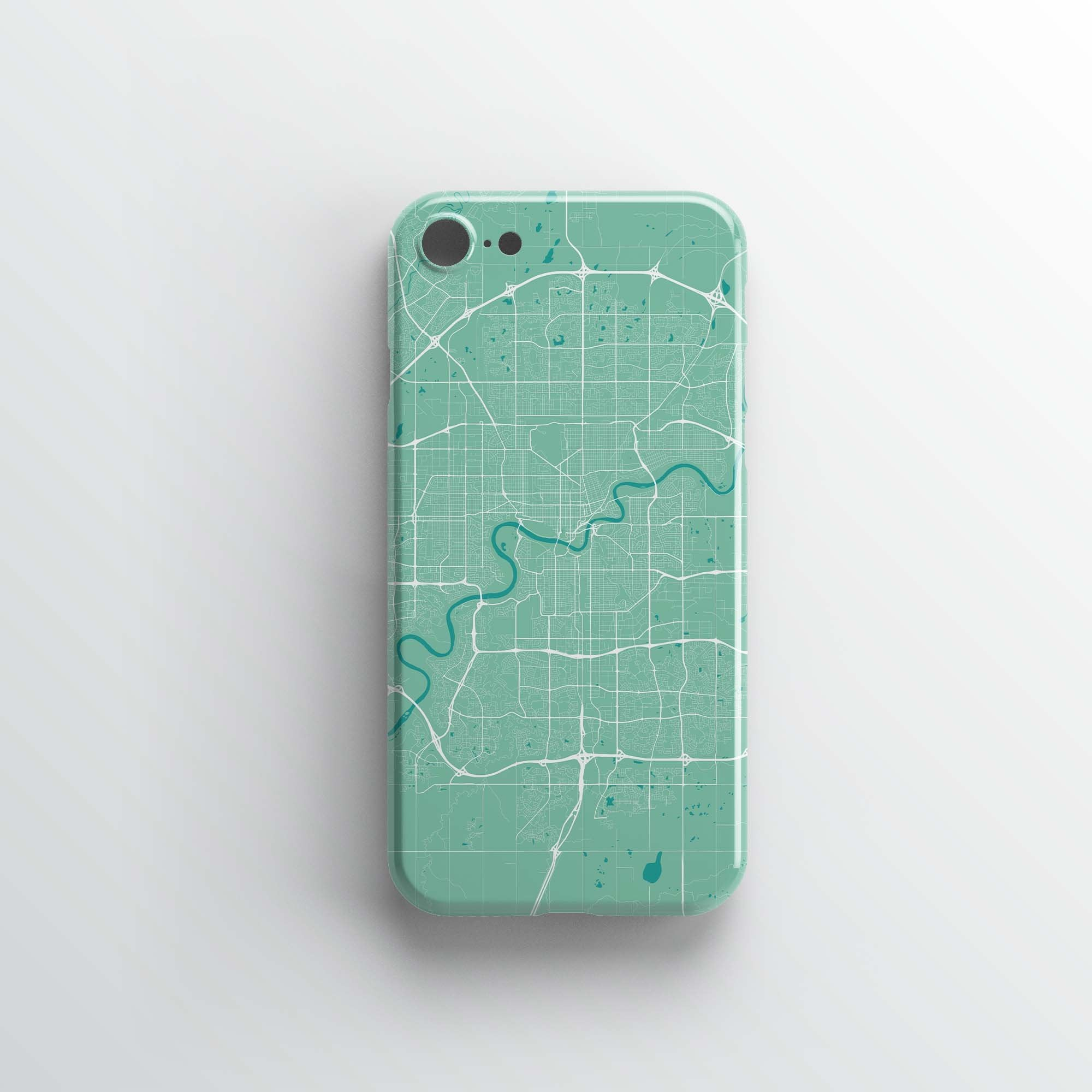 Edmonton City iPhone Case - Point Two Design