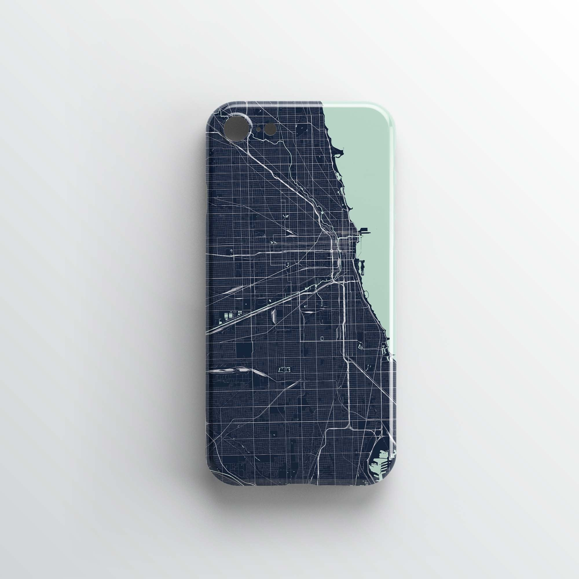Chicago City iPhone Case - Point Two Design