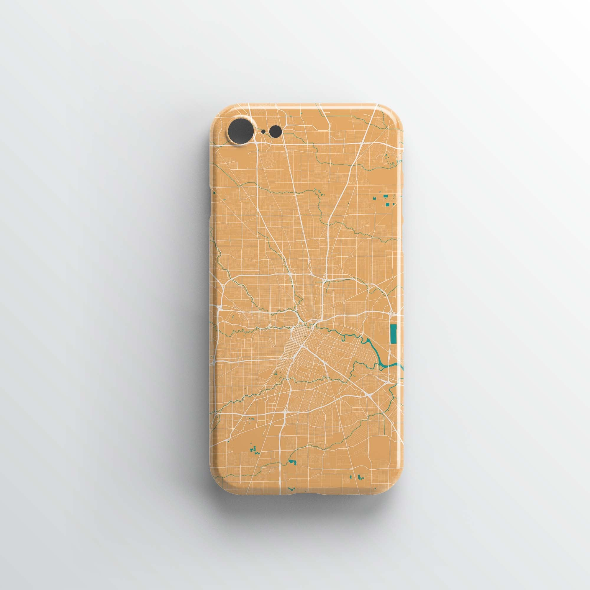 Houston City iPhone Case