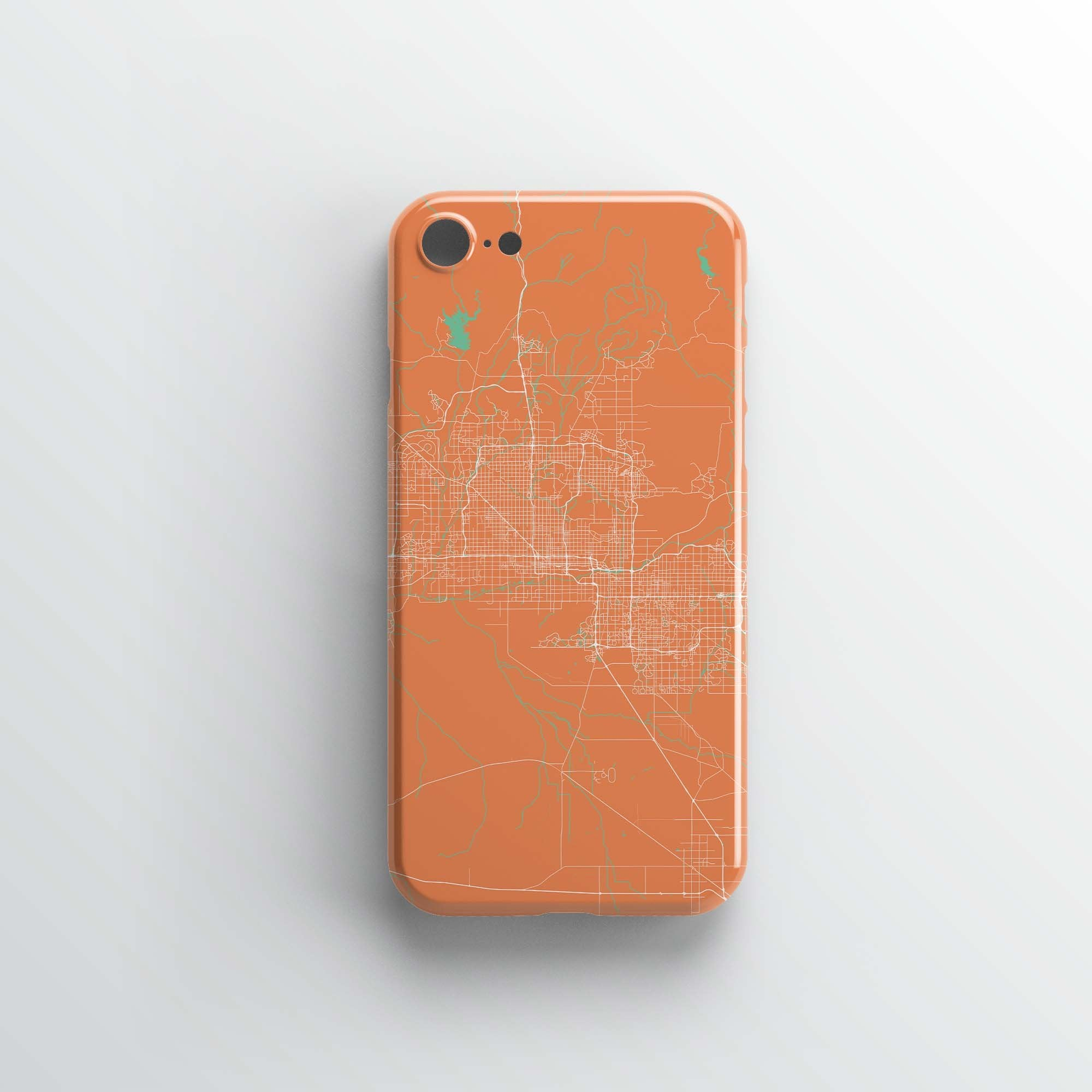 Phoenix City iPhone Case