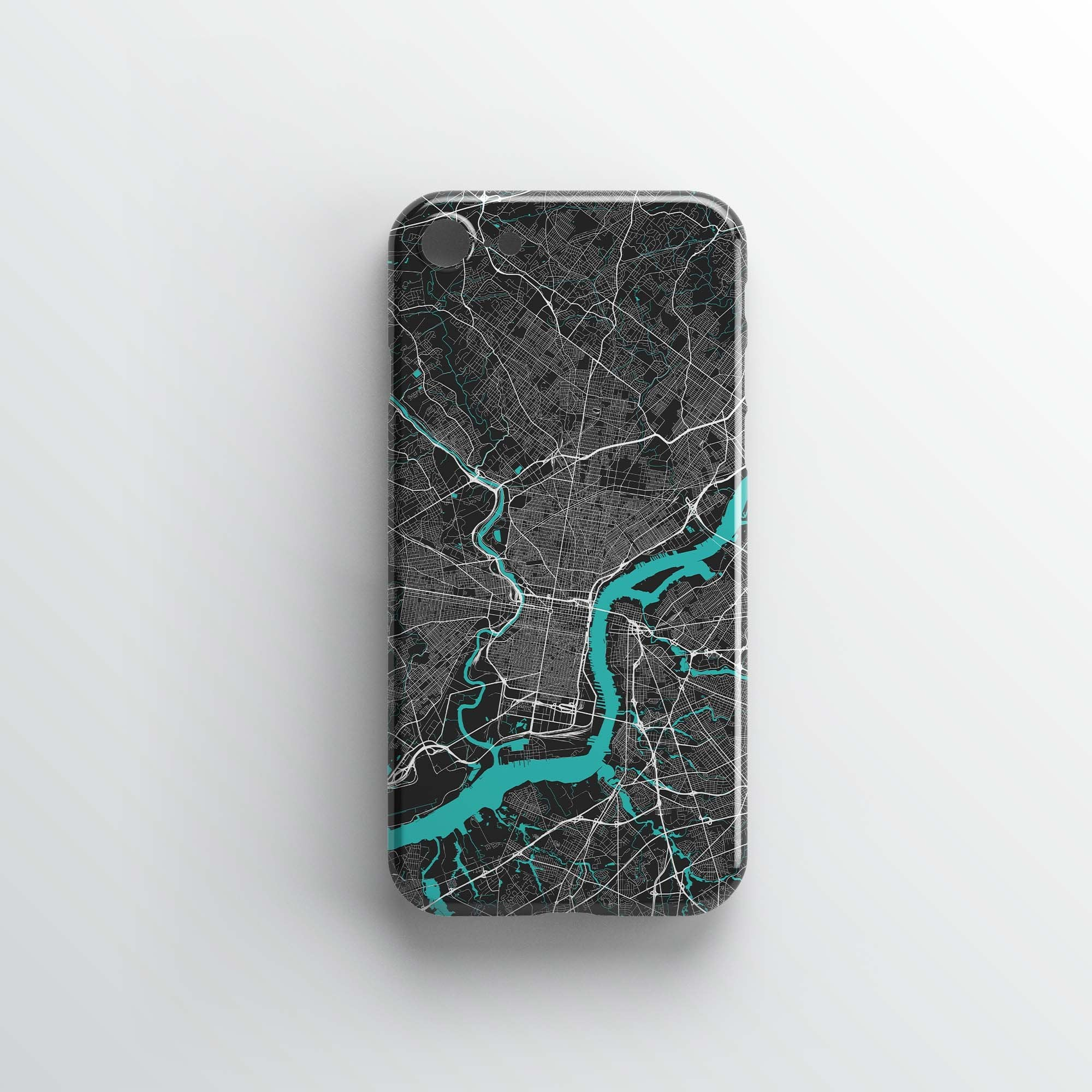 Philadelphia City iPhone Case
