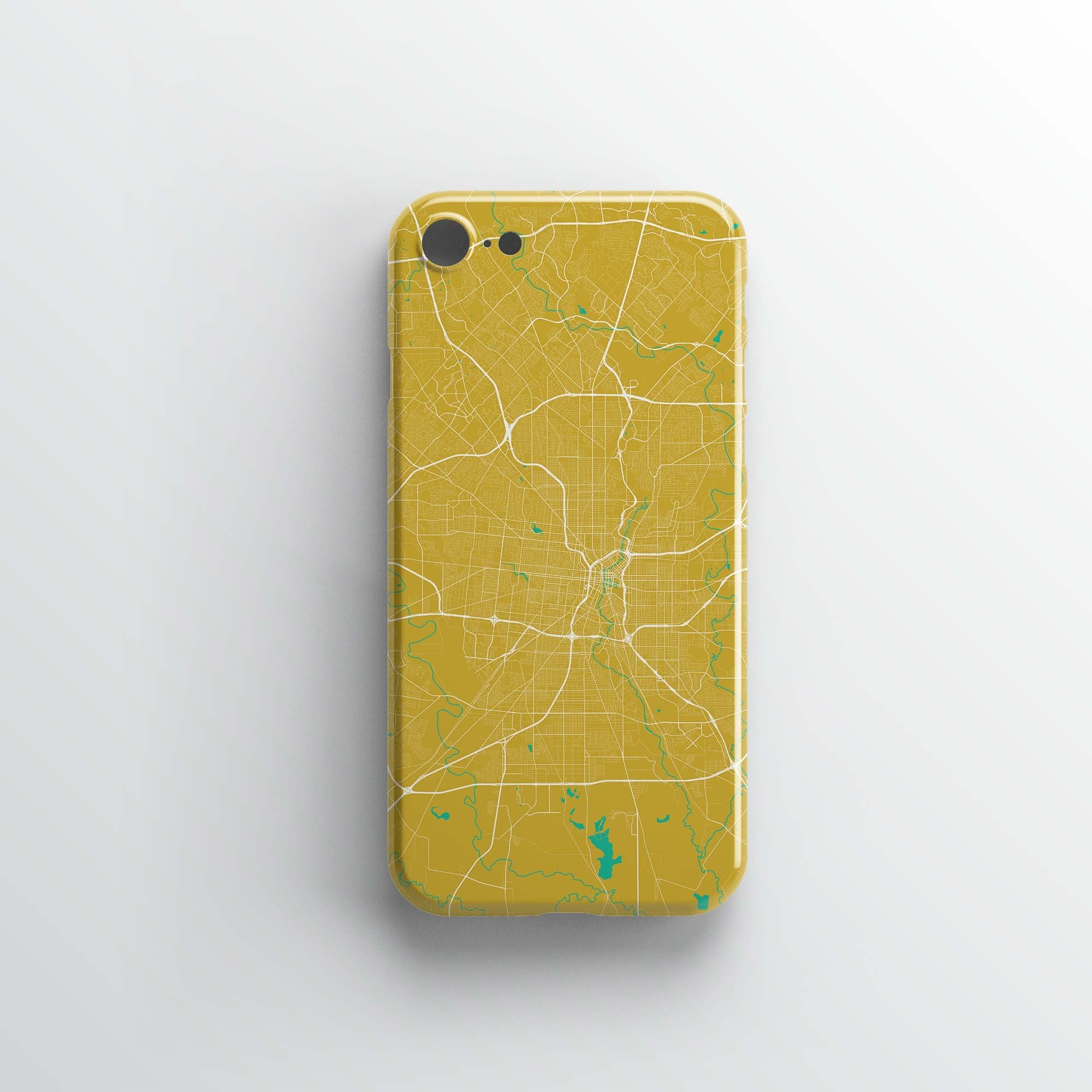 San Antonio City iPhone Case