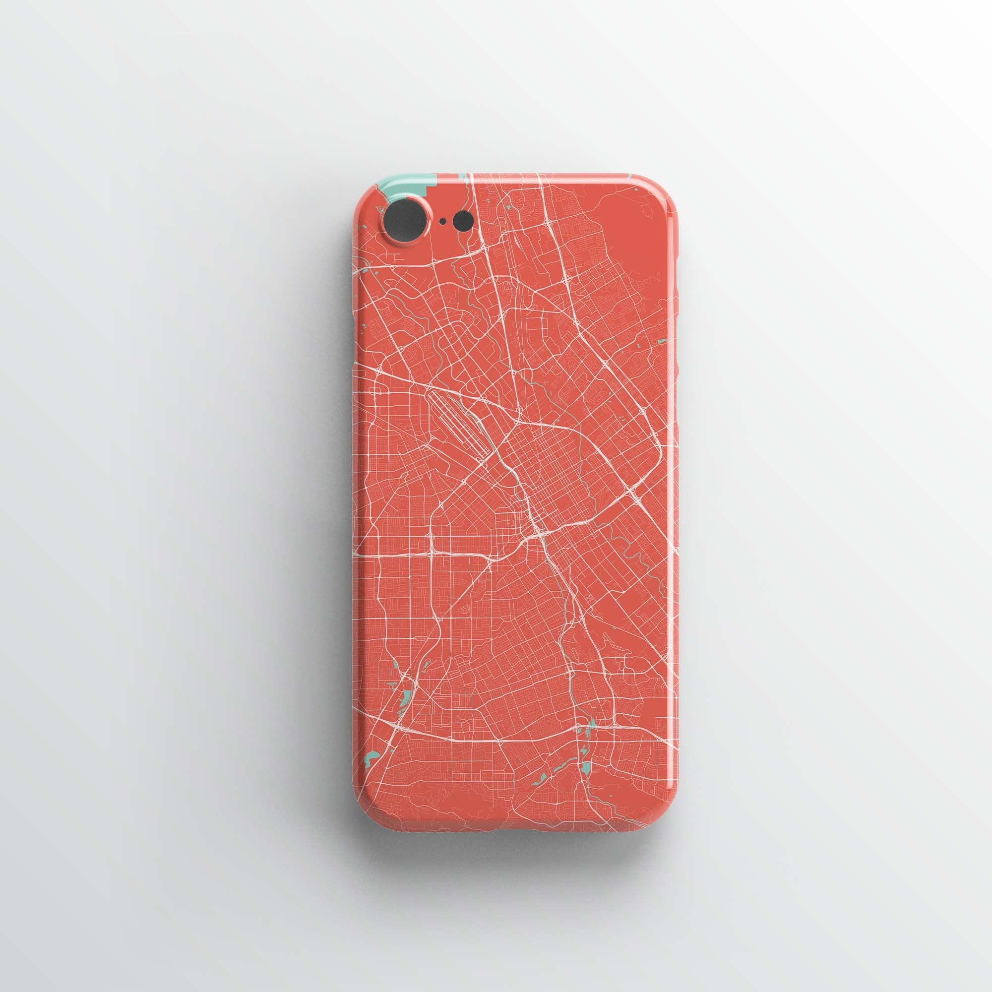 San Jose City iPhone Case
