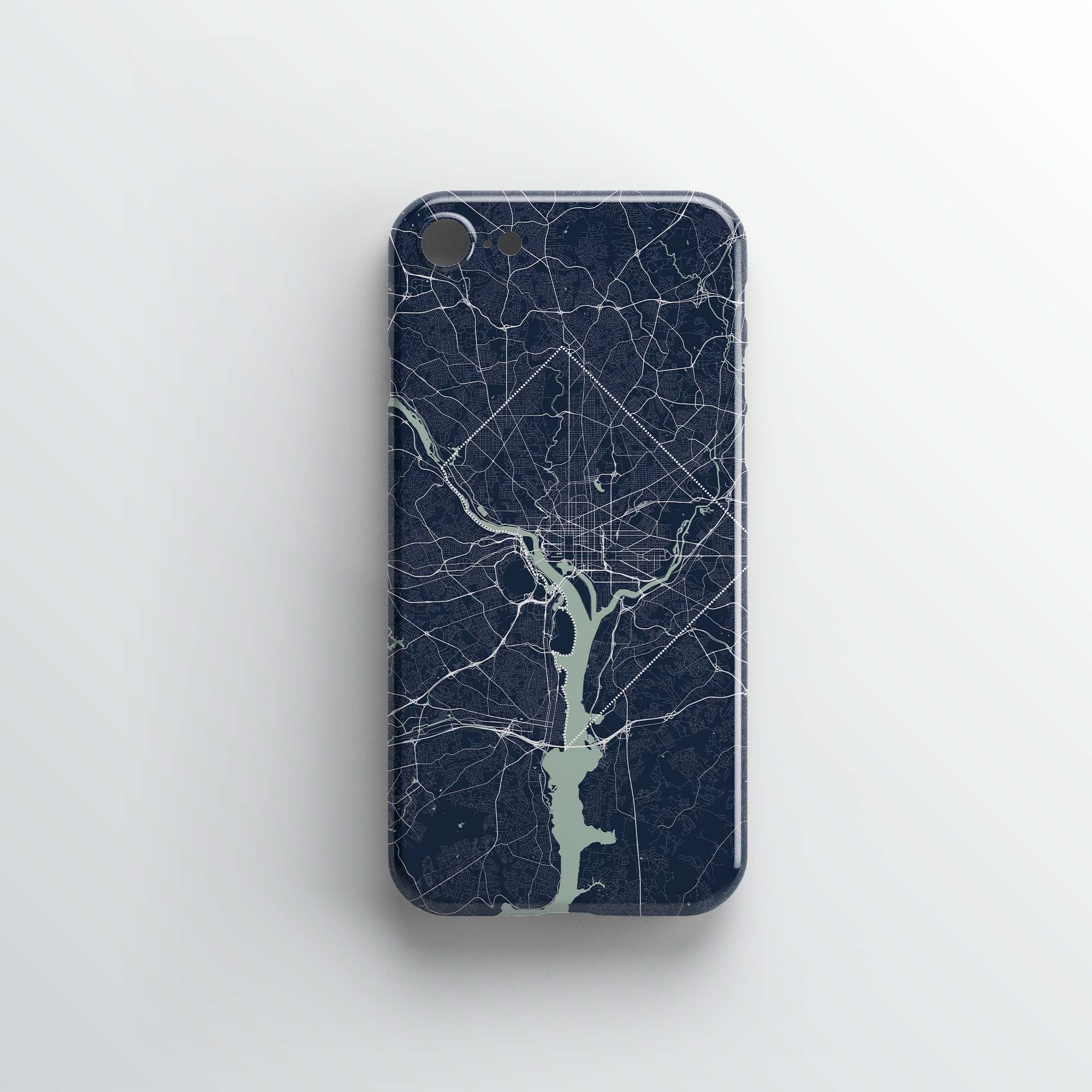 Washington, DC City iPhone Case