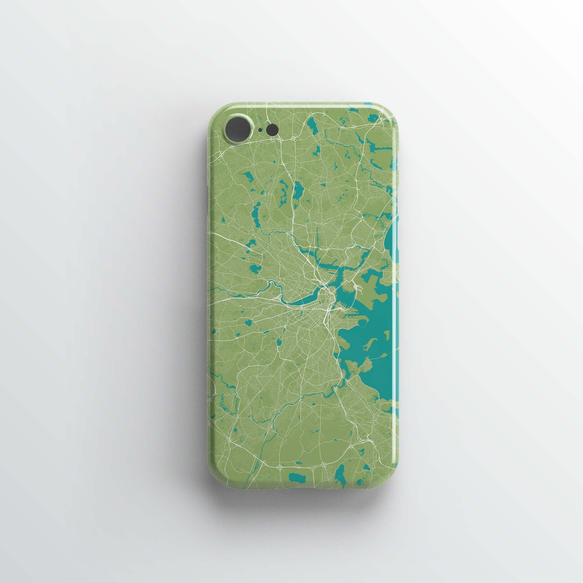 Boston City iPhone Case - Point Two Design
