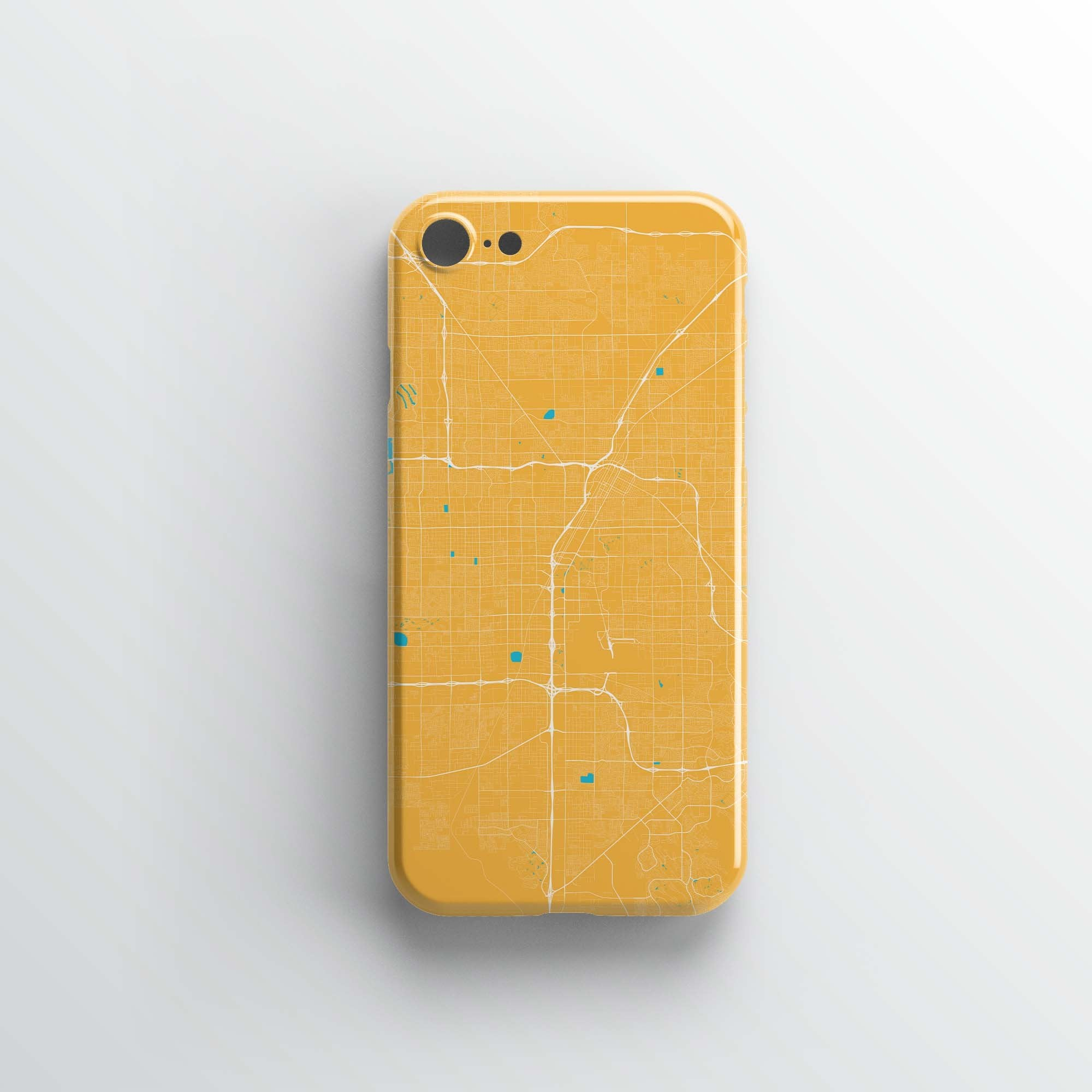 Las Vegas City iPhone Case