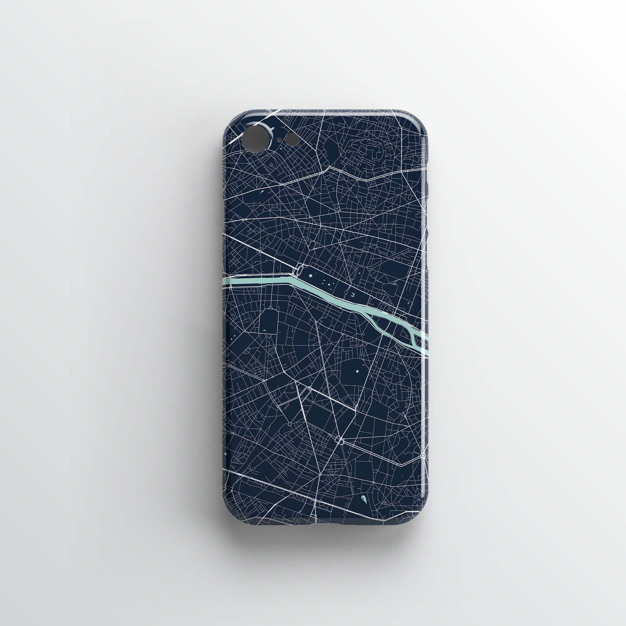 Paris City iPhone Case