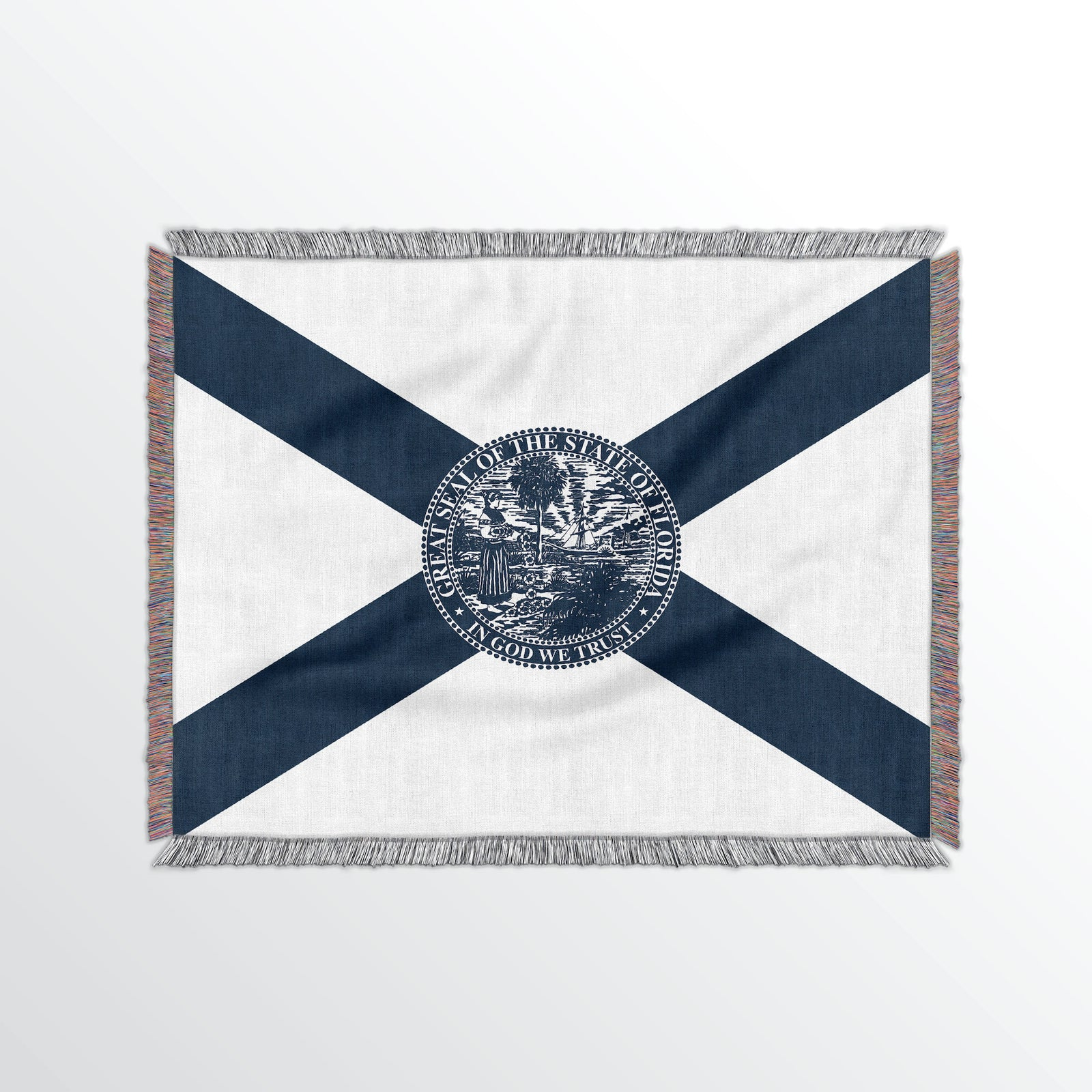 State Flag Blankets Point Two Design