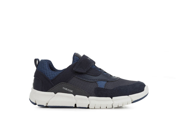 Geox Flexyper Trainer Navy/blue