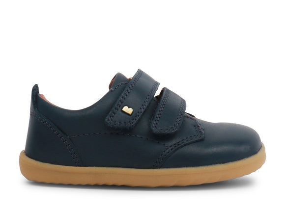 Bobux Step-Up Port shoe Navy