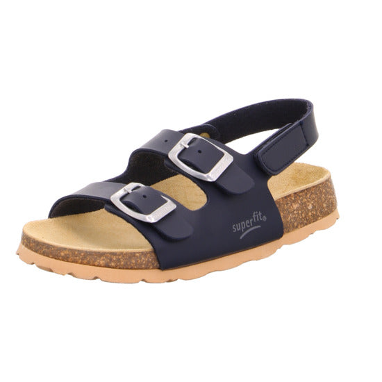 Superfit Buckle Sandal Navy