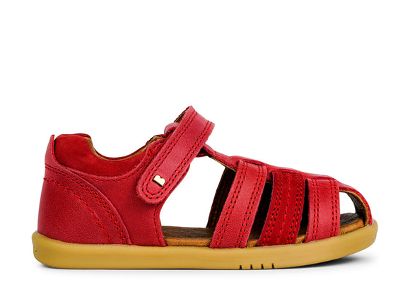 Bobux Roam Sandal Red