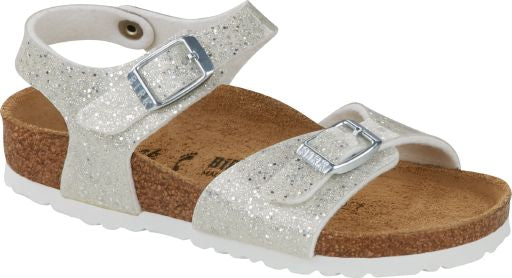 Birkenstock Rio Magic Galaxy White