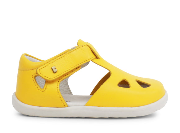 Bobux Step-up Zap Sandal Yellow