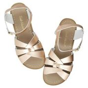 SaltWater Original Sandal Rose-gold