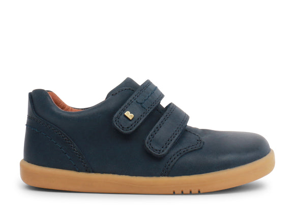 Bobux Iwalk Port shoe Navy