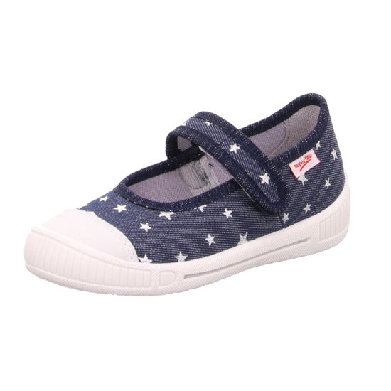 Superfit Canvas Bella Navy Stars