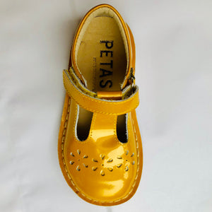 Petasil Cecily Yellow Patent