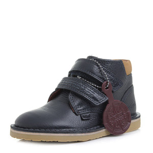 Kickers Adler Twin Leather Navy