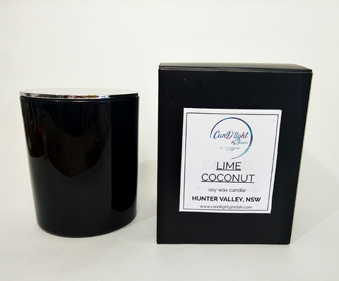 Lime Coconut 10oz Soy Candle