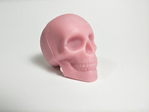 Skull Wax Melt Musk Stick