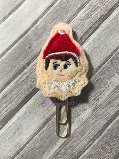 Shelf Elf Paper Clip