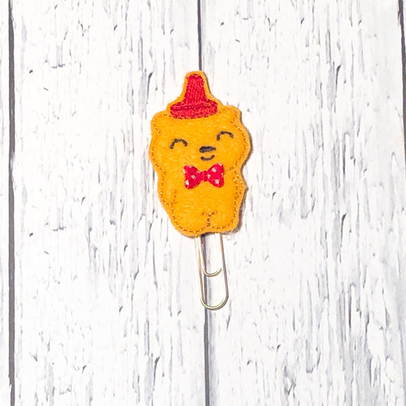 Honey Bear Paper Clip
