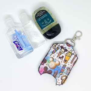 Snacks Hand Sanitizer Holder