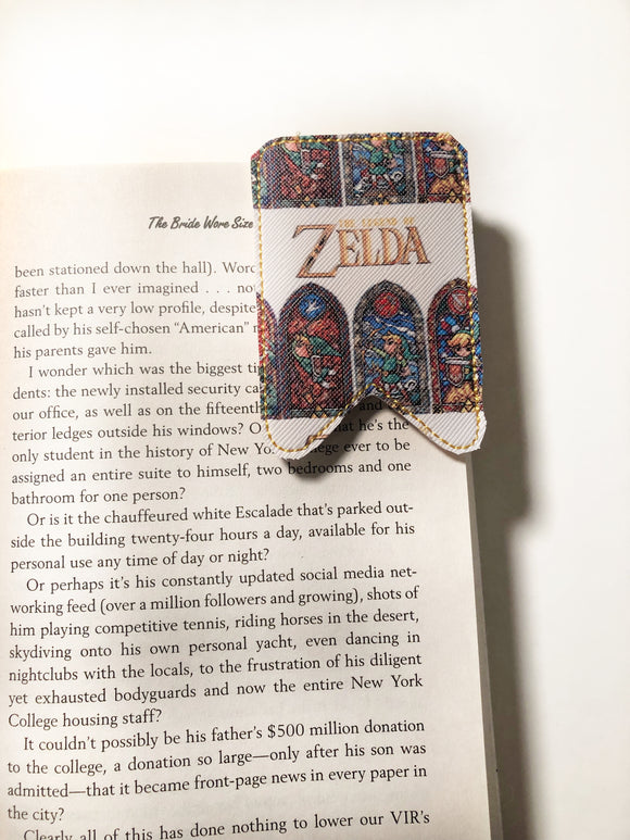 Video Game Bookmark