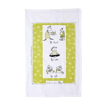 Dr. Bonnie Henry - Cotton Tea Towel