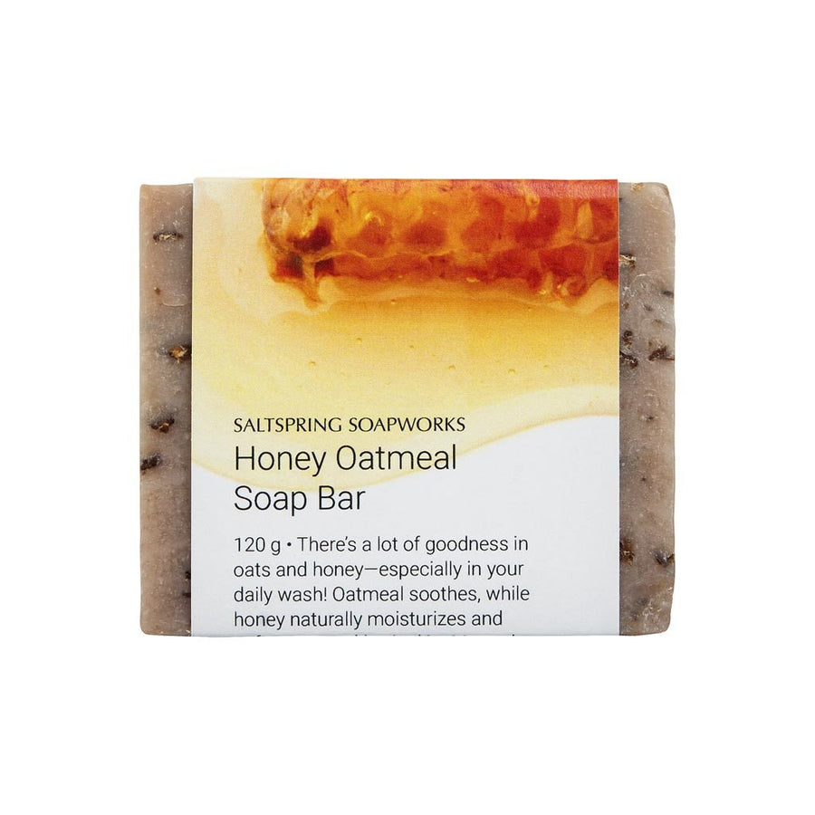 Soap Bar - Honey Oatmeal
