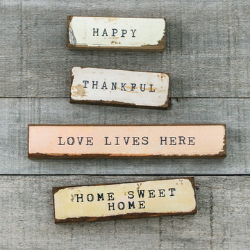 Home Sweet Home Bundle - Timber Bits