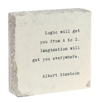 Imagination (Albert Einstein) Little Gem